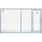 "Behlen Country Magnum Kennels™ Heavy Duty Welded Single Door Panel 120""L x 120""W x 72""H"