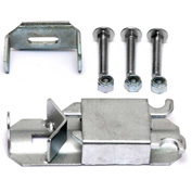 Behlen Country Slam Latch Kit Galvanized For Use W/ Magnum Kennels™