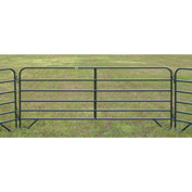 """Behlen Country Utility Corral Panel 140"""" Usable Length, 144""""L x 1-5/8""""W x 60""""H, Gray"""
