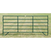 """Behlen Country Pin Connection Corral Panel 140"""" Usable Length, 144""""L x 1-5/8""""W x 64""""H, Green"""