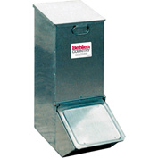 "Behlen Country 1 Door Economy Hog Feeder With Trough Feed Adjustment Control 12""L x 22""W x 28""H"