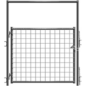 """Behlen Country Pin Connection Kidding Pen Gate Panel, 60""""L x 48""""H, Gray"""