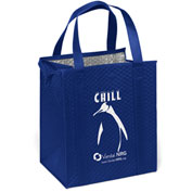 Custom Bag-Therm-O-Tote™ Insulated  Tote, 13W x 10 x 15H, Screen Print