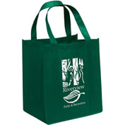 Personalized Bag-Big Thunder™ Non-Woven Tote, 13W X 10 X 15H, Screen Print