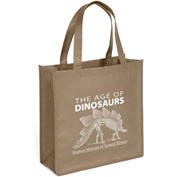 Custom Bag-Abe™ Non-Woven Polypropylene Tote, 13W X 5 X 13H, Screen Print