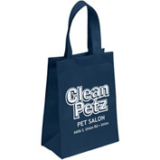Personalized Bag-Ike™ Non-Woven Poly Tote, 8W X 4 X 10H, Screen Print