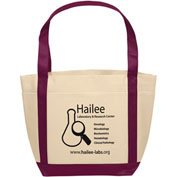 Custom Bag-Saratoga Non-Woven Polypropylene Tote, 18W X 7 X 12H, Screen Print