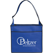 Custom Bag-Ultimate™ Non-Woven Tote, 16W X 6 X 14H, Screen Print