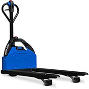 Blue Giant® EPJ-25 Electric Pallet Jack with Easy Exchange Battery - 2500 Lb. Cap.