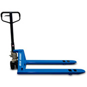 Blue Giant® EPT-55 Heavy Duty Manual Pallet Jack Truck - 5500 Lb. Capacity - 27 x 48 Forks