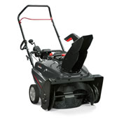 "Briggs & Stratton 22"" Snow Thrower 1022ER - Single Stage, 208cc. Gas with Electric Start"