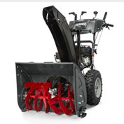 "Briggs & Stratton 24"" Medium-Duty Snow Thrower 1024MDS - Dual Stage, 208cc. Gas with Electric Start"