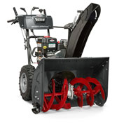 "Briggs & Stratton 27"" Medium-Duty Snow Thrower 1227MDS - Dual Stage, 250cc. Gas with Electric Start"