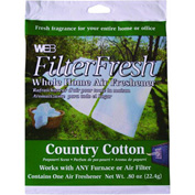Web Products Inc. WCOTTON Scented Furnace Air Freshener Pad