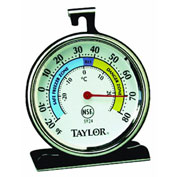 Taylor Precision 5924 Classic Freezer and Refrigerator Kitchen Thermometer