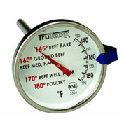 Taylor Precision 3504 TruTemp Meat Dial Kitchen Thermometer