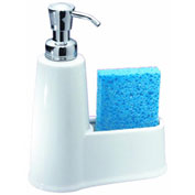 Interdesign 53790 Soap Dispenser with Sponge Holder
