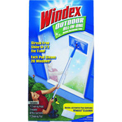 Johnson S C Inc 70117 Windex Outdoor All-In-One