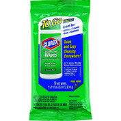Clorox/Home Cleaning 01665 Clorox Disinfecting Cleaning Wipes