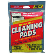 Blue Ribbon Prod. 29608 Cerama Bryte Cleaning Pads