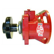 "HV and 2"" Red Bearing Assembly with Impeller (after Aug. '75)"