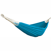 Bliss Hammock in a Bag, Oversized, Light Blue