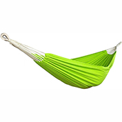 Bliss Hammock in a Bag, Oversized, Light Green