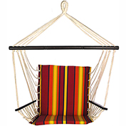 Bliss Metro Hammock Chair, Sun Stripe
