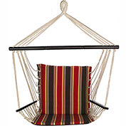 Bliss Reversible Metro Hammock Chair, Nantauket Stripe