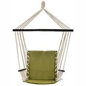 Bliss Metro Hammock Chair, Green