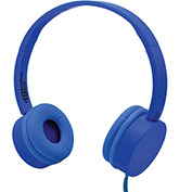 Hamilton Blue Kidz Phonz Headphone with In-Line Mic