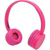 Hamilton Pink Kidz Phonz Headphone with In-Line Mic