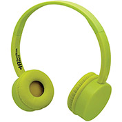 Hamilton Yellow Kidz Phonz Headphone with In-Line Mic