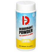 Big D Carpet Deodorant Powder - Lemon 1 lb. Can - 152