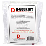 Big D D'Vour Bodily Fluid Clean-Up Kit - 169 - Pkg Qty 6