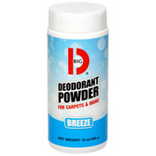 Big D Carpet Deodorant Powder - Breeze 1 lb. Can - 176