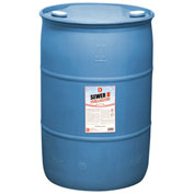 Big D Sewer D Natural 55 Gallon Drum - 3597