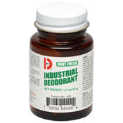 Big D 1.5 oz. Industrial Wick Deodorant - Mint Fresh - 400