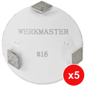 WerkMaster Scarab Surface Profiling CSP-3 Package for Soft Concrete - 020-0363-0S
