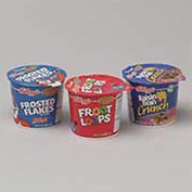 Kelloggs® Froot Loops Cereal Cups, Single Serve 1.5 Oz Cup, 6/Pack
