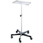 Blickman Five-Leg Height Adjustable Instrument Stand 1501 5 Leg Base