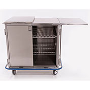 Blickman Multi-Purpose Case Cart with Extension Shelves CCC2E