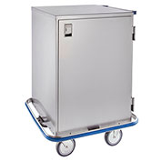 "Blickman Mini Case Cart CCC3 29-5/8""L x 29""W x 40-1/4""H"
