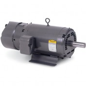 Baldor Motor BM3116, 1HP, 1725RPM, 3PH, 60HZ, 56, BRAKE, 3424M, OPEN