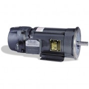 Baldor Motor CEBM7014T, 1HP, 1725RPM, 3PH, 60HZ, 143TC, 3528M, XPNV, F1