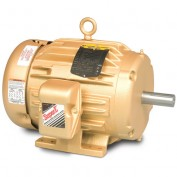 Baldor Motor CEM3663T-5, 5HP, 3500RPM, 3PH, 60HZ, 184TC, 0634M, TEFC, F1