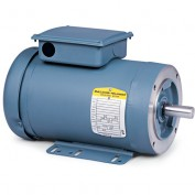 Baldor Motor CEUHM3611T, 3HP, 1760RPM, 3PH, 60HZ, 182TC, 3628M, TEFC, F1
