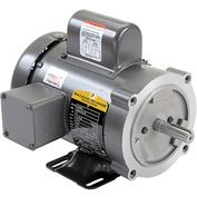 Baldor Motor CL3503, .5HP, 3450RPM, 1PH, 60HZ, 56C, 3413L, TEFC, F1