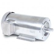 Baldor Motor CSSEWDM3546T, 1HP, 1760RPM, 3PH, 60HZ, 143TC, 3525M, TENV, F1