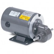 Baldor AC Gearmotor, GC24003, 1/50HP, 59//71.4RPM, 1PH, TENV